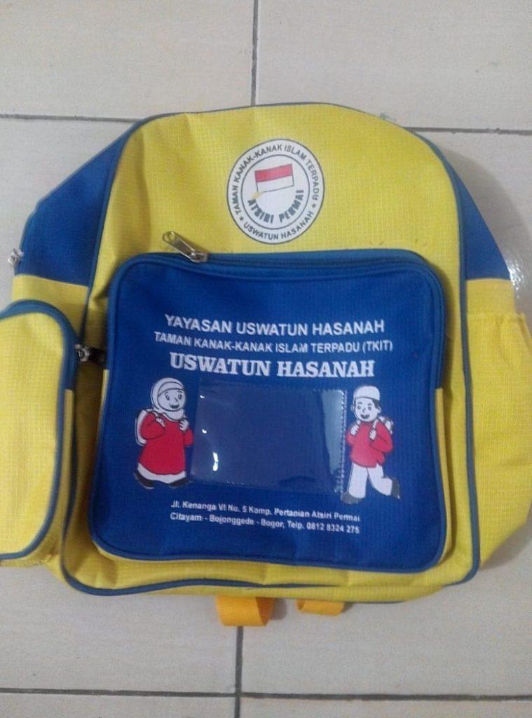 Tas Sekolah Uswatun Hasanah