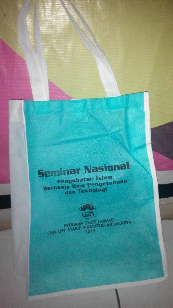 Pembuatan Tas Goodybag Bogor