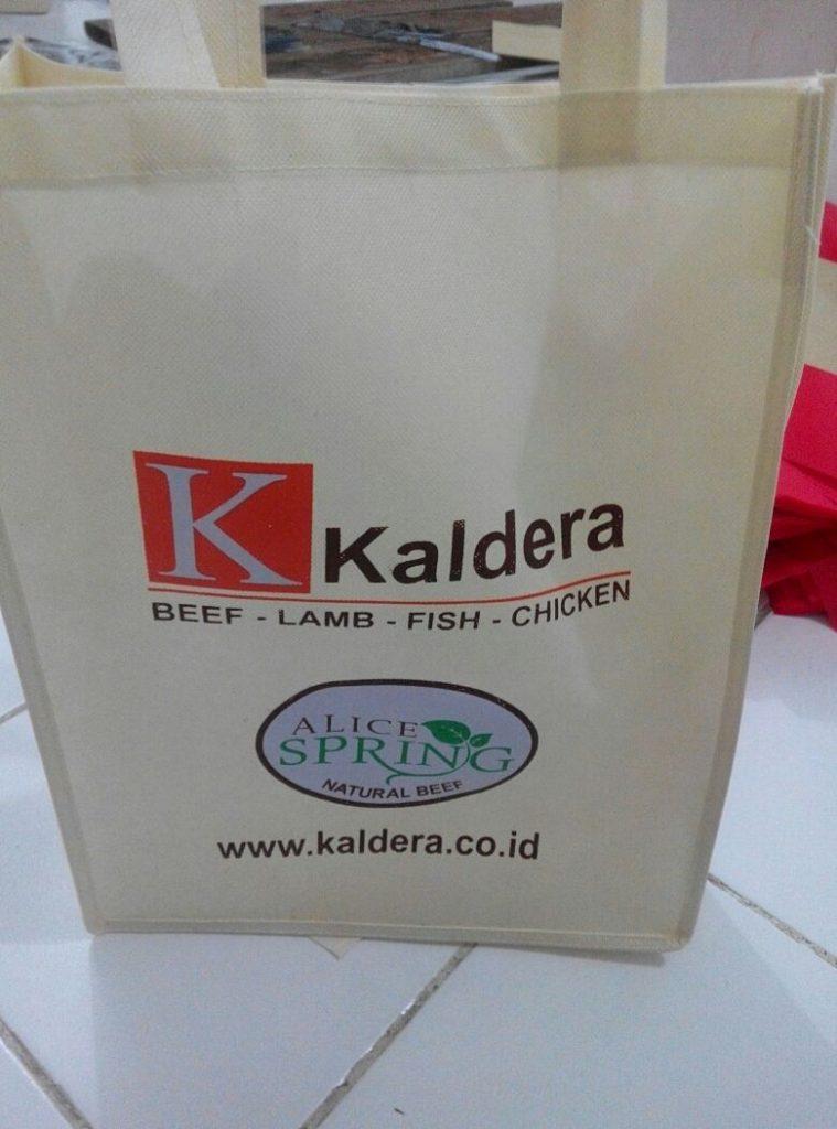 Pembuatan Tas Goodybag Depok