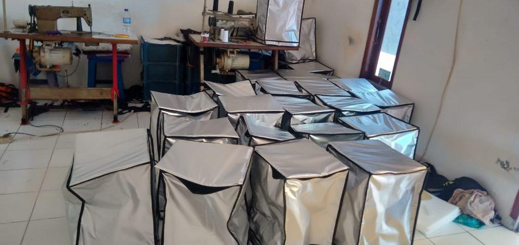 Tas Obrok Alumunium Foil
